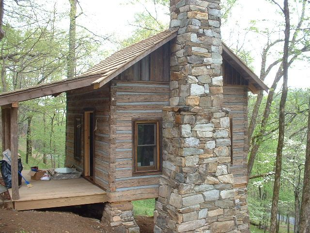 Restored Antique Log Homes