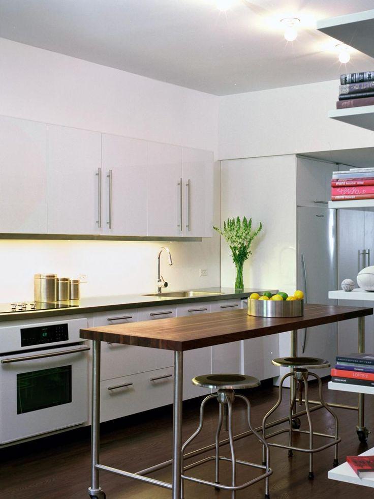 Condo Galley Kitchen Ideas