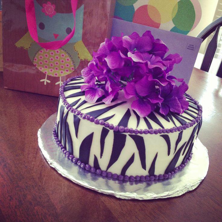 Flower Birthday Cakes Women