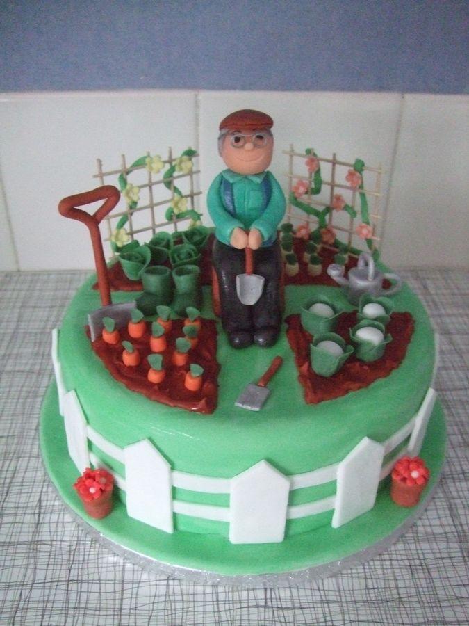 80th Birthday Cake Decorating Ideas