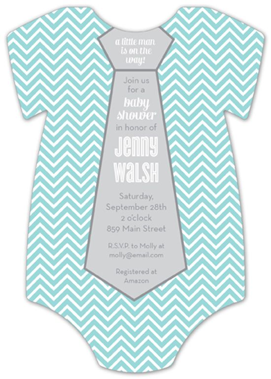 Invitations Shower Baby Couples