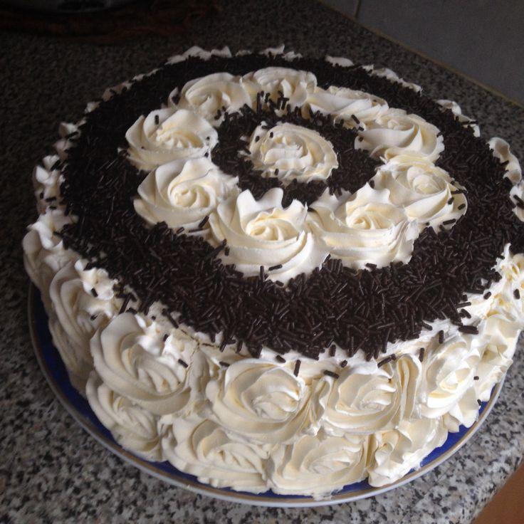 What Fresh Cream Cake