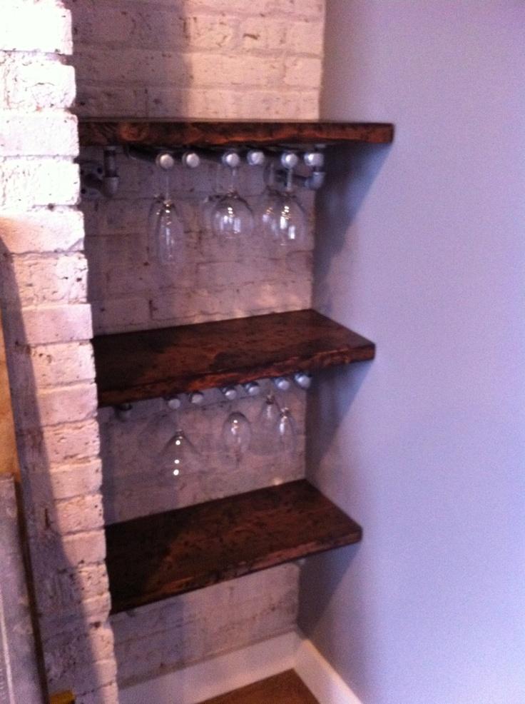Bar Shelves No Place Like Home Pinterest Bar