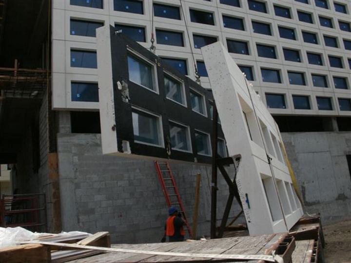 Precast Concrete Panels For Homes Small House Interior