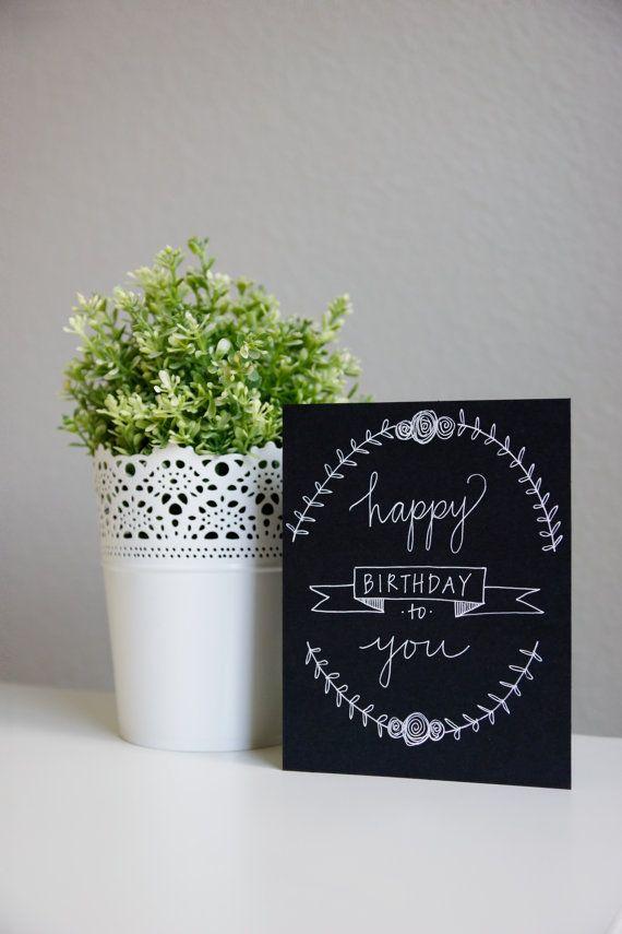 Masculine Birthday Greeting Graphics