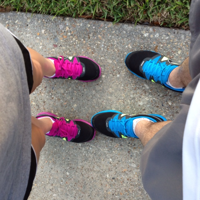 His And Hers Shoes