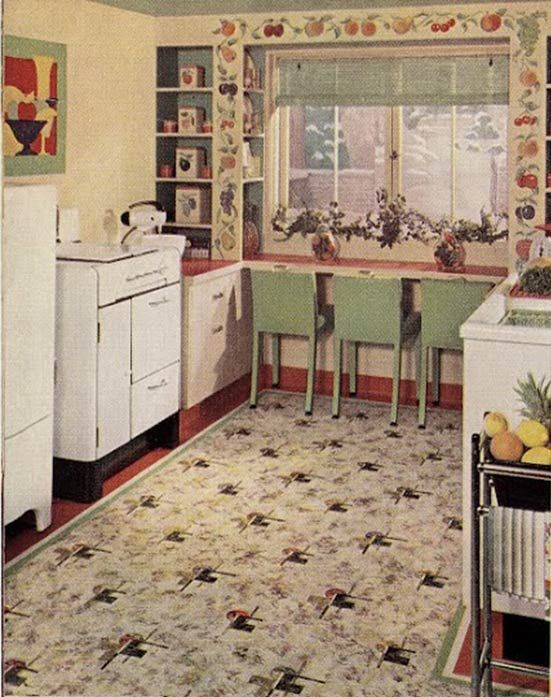 1930 S And 1940 S Decorating Ideas