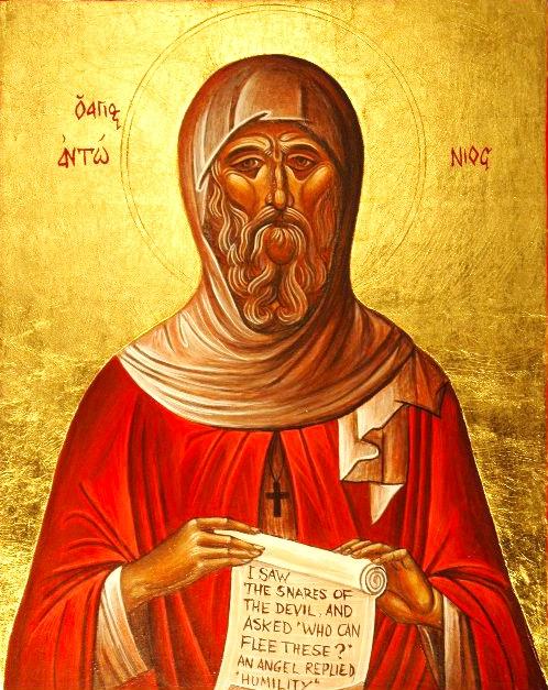St Anthony Monastic Life