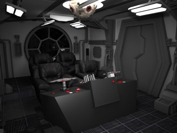 Star Wars Theme Home Theater Home Theater Pinterest