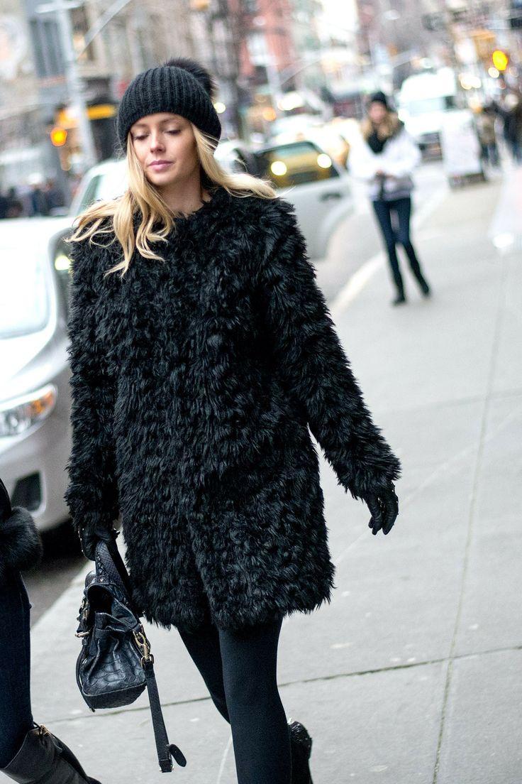 City York Fashion New Winter