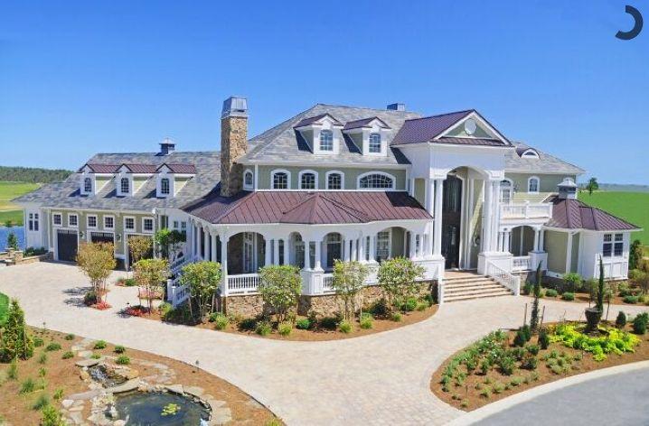 Large Luxury Homes Sale