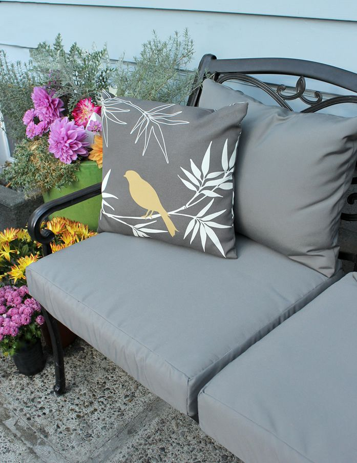 Learn How To Easily Recover Your Outdoor Patio Cushions