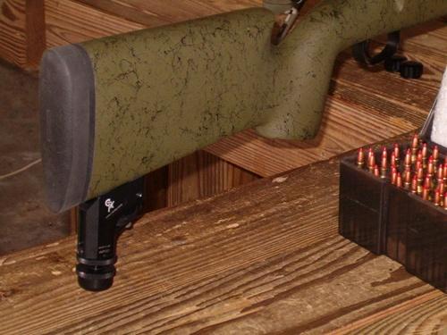 Rifle Monopod Ctk Precision Shooting Equipment