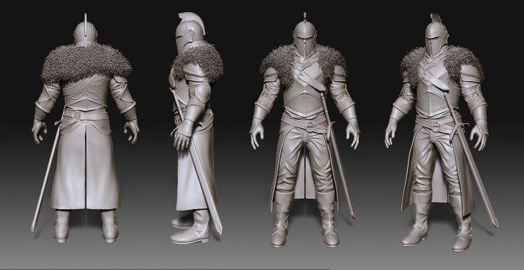 Sculptors Anatomy Human