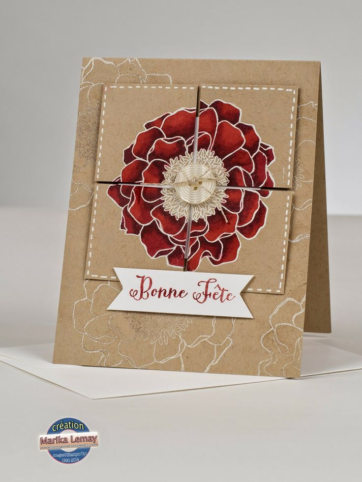 Easy Card Ideas Stampin
