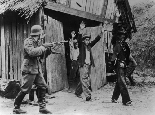 Germany 1943 Italian Pows