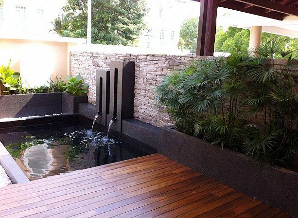 Outdoor Fish Fountain