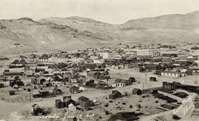Clark County Nevada History