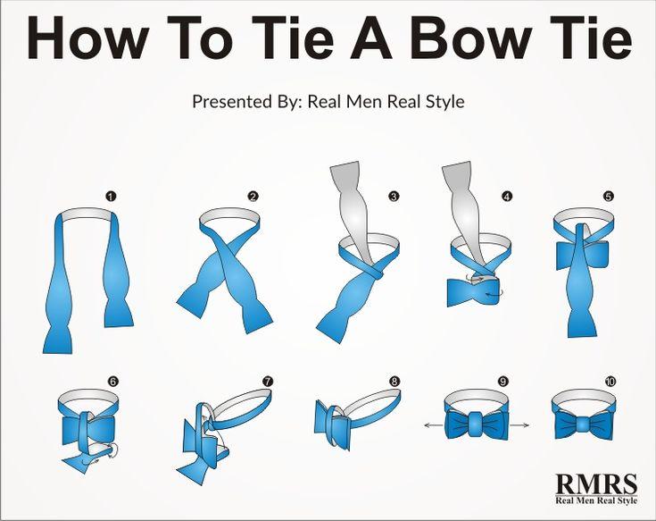 R Tie And H Guy Block Bow