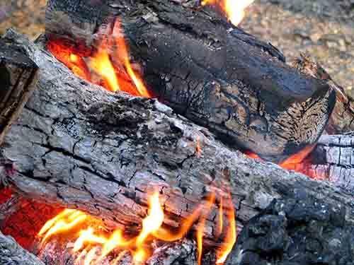 Smokeless Camping Wood Stove