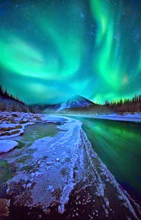 Canada Northern Lights Best Time
