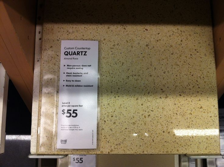 Ikea Kitchen Quartz Countertops