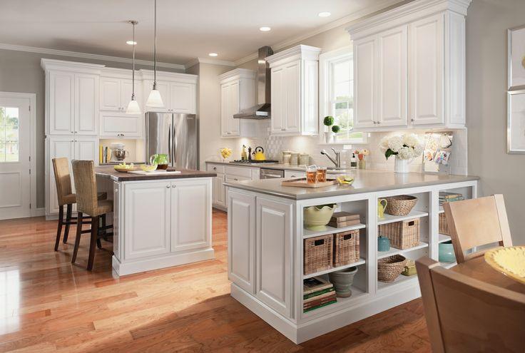 Long Kitchen Layout Ideas