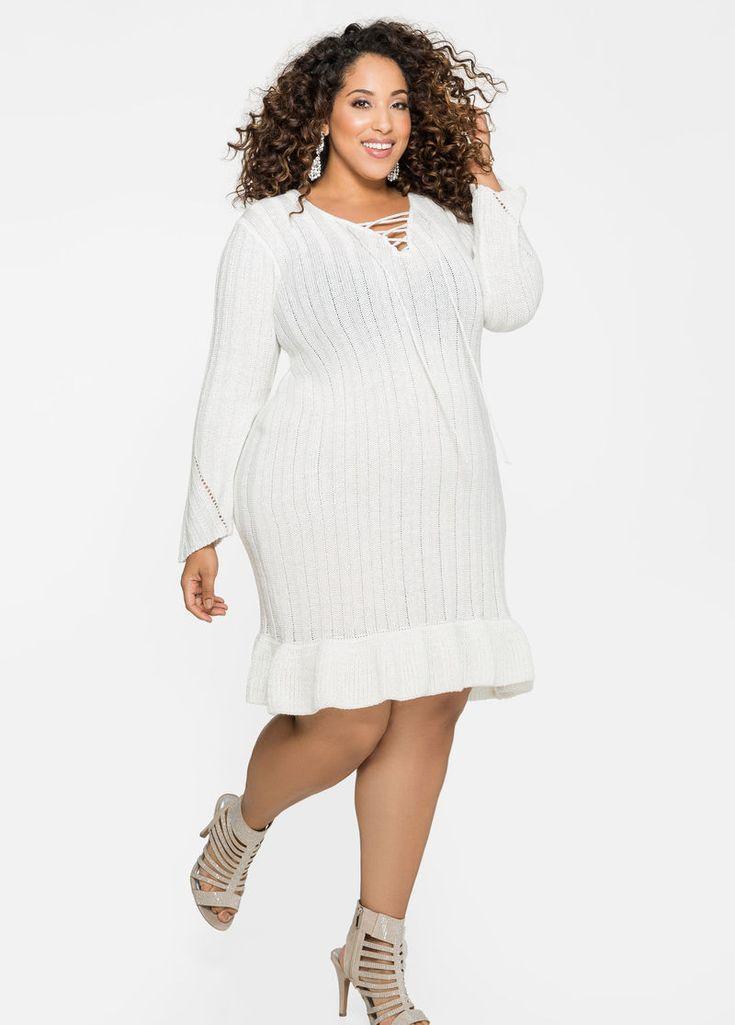 Stewart Ashley Plus Size Sweaters
