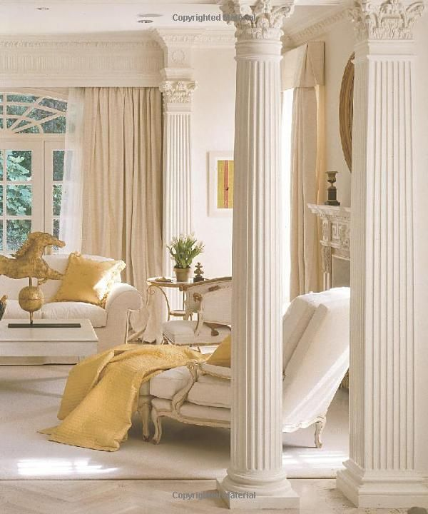 Roman Columns For Home Decor