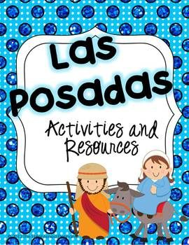 Las Posadas Resource And Activity Packet Spanish And
