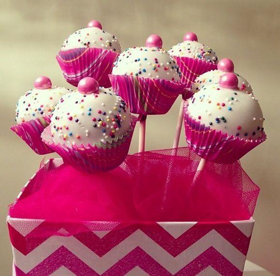 Easy Cake Pop Decorating Ideas