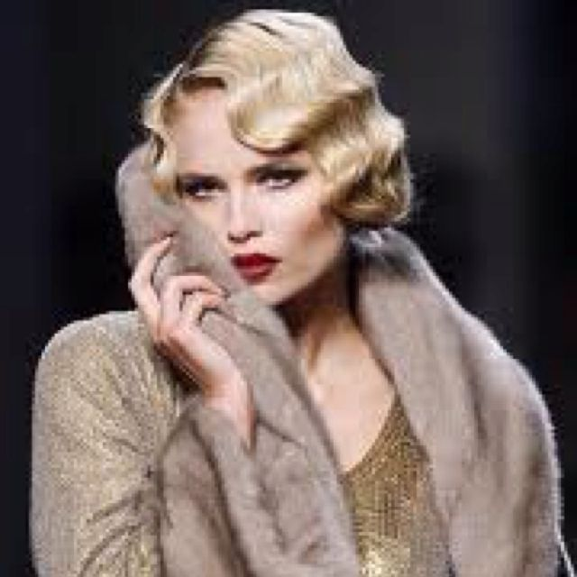 Great Gatsby Hairstyles Short Hair Page 10
