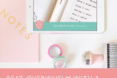 Free craft business plan template Craft Business Magazine