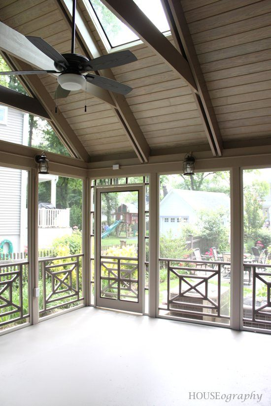 Enclosed Back Porch Pictures
