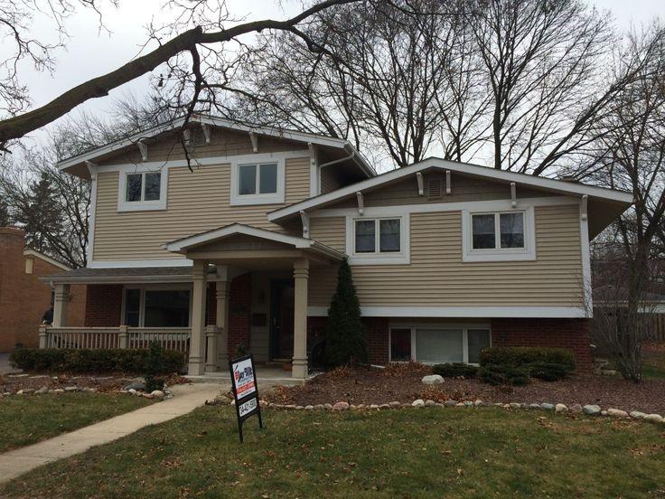 Home Addition Plans Tri Level