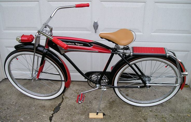 Rat Rod Beach Cruiser Bicycles