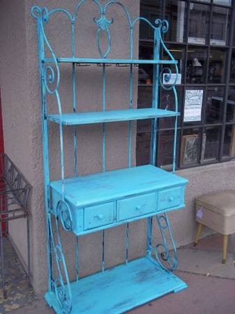 Bakers Rack And Paint On Pinterest