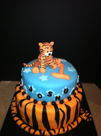 Ideas Theme Cake Jungle