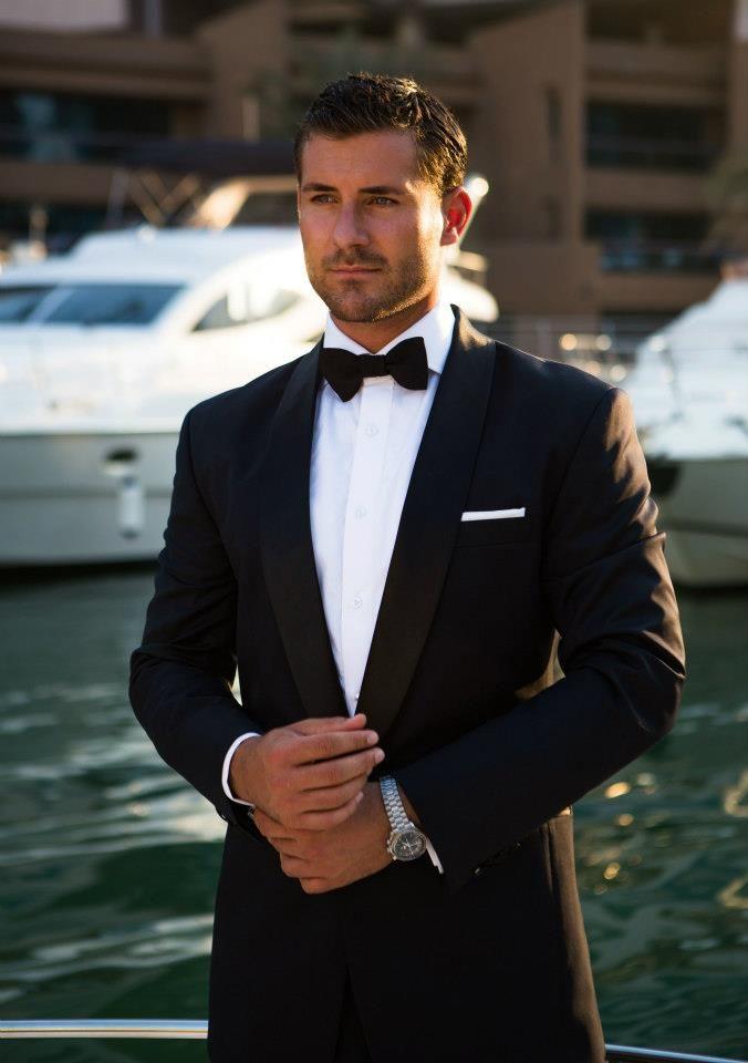 Yacht Wedding Attire