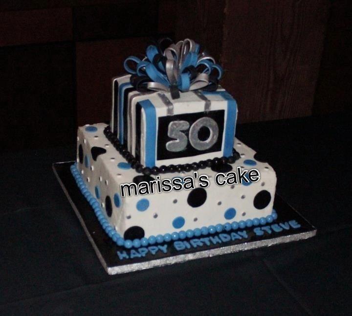 Men Funny 50th Birthday Cakes