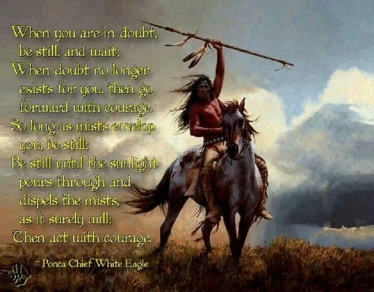 Thanksgiving Native American Blessing