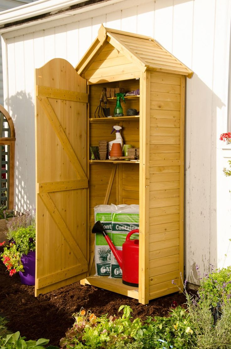 Small Tool Shed Ideas
