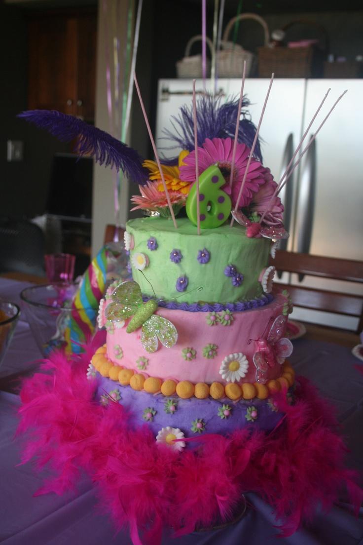 Fancy Birthday Cake Recipes