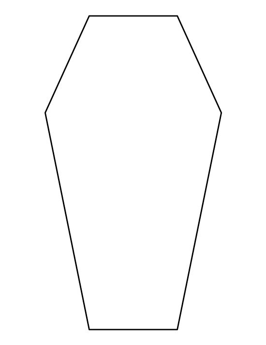 Coffin Toe Plans Template Pincher