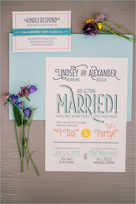 Unique Wedding Invitation Wording Samples