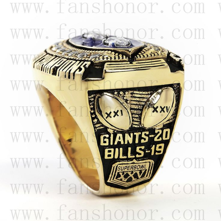 1990 Nfl Afc Championship Ring