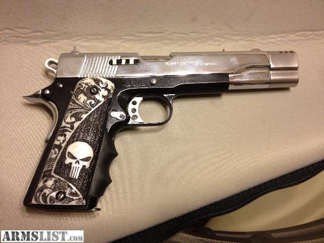 45 Long Colt Custom Grip