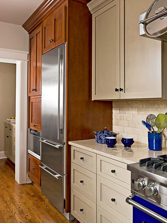 Paint Colors Galley Kitchens