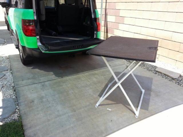 Honda Element Camping Accessories