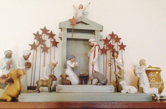 Christmas Vignettes Ebay